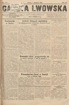 Gazeta Lwowska. 1929, nr179