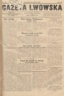 Gazeta Lwowska. 1929, nr186