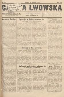 Gazeta Lwowska. 1929, nr187