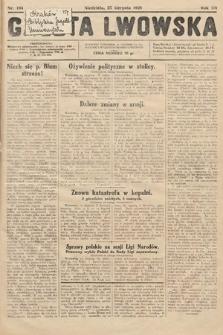 Gazeta Lwowska. 1929, nr194