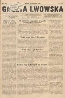 Gazeta Lwowska. 1929, nr198