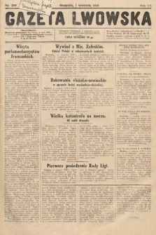 Gazeta Lwowska. 1929, nr200