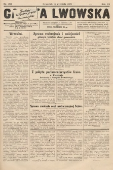 Gazeta Lwowska. 1929, nr203