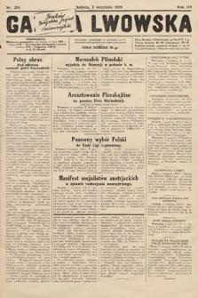 Gazeta Lwowska. 1929, nr205
