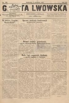 Gazeta Lwowska. 1929, nr206