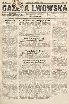Gazeta Lwowska. 1929, nr214