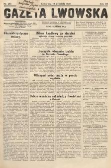 Gazeta Lwowska. 1929, nr215