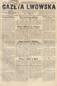Gazeta Lwowska. 1929, nr224