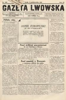 Gazeta Lwowska. 1929, nr226