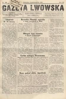 Gazeta Lwowska. 1929, nr230
