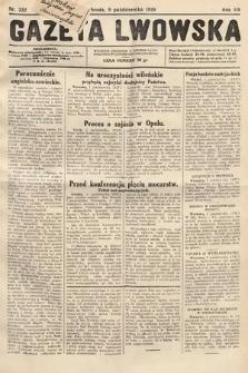 Gazeta Lwowska. 1929, nr232