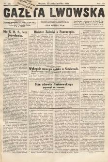 Gazeta Lwowska. 1929, nr237