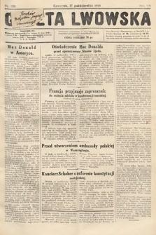 Gazeta Lwowska. 1929, nr239