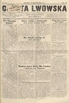 Gazeta Lwowska. 1929, nr242