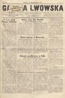 Gazeta Lwowska. 1929, nr243