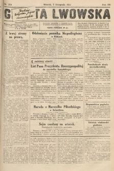 Gazeta Lwowska. 1929, nr254