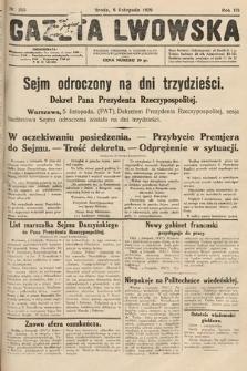 Gazeta Lwowska. 1929, nr255