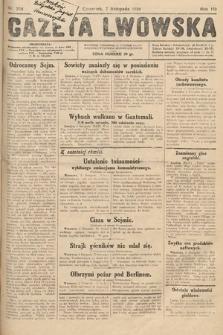 Gazeta Lwowska. 1929, nr256