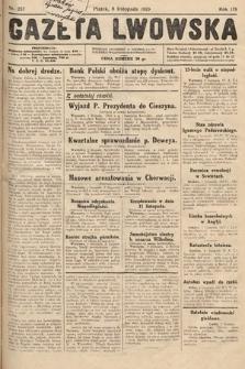 Gazeta Lwowska. 1929, nr257