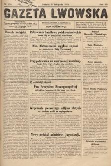 Gazeta Lwowska. 1929, nr258