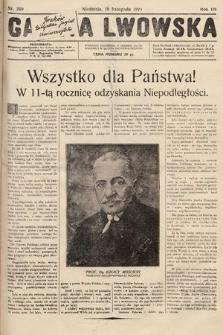 Gazeta Lwowska. 1929, nr259