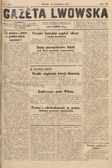 Gazeta Lwowska. 1929, nr264