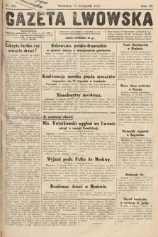 Gazeta Lwowska. 1929, nr265