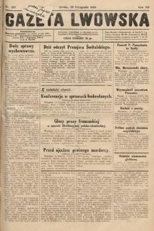 Gazeta Lwowska. 1929, nr267