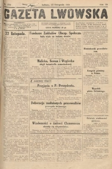 Gazeta Lwowska. 1929, nr270