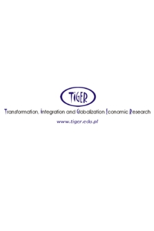 Transformation, Integration and Globalization Economic Research : [2001-2004]