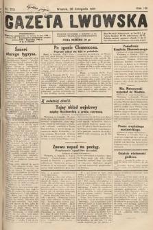 Gazeta Lwowska. 1929, nr272