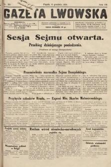 Gazeta Lwowska. 1929, nr281