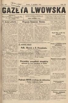 Gazeta Lwowska. 1929, nr285