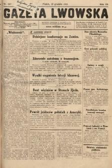 Gazeta Lwowska. 1929, nr287