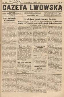 Gazeta Lwowska. 1929, nr292