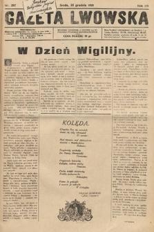 Gazeta Lwowska. 1929, nr297