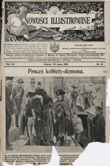 Nowości Illustrowane. 1910, nr13 |PDF|