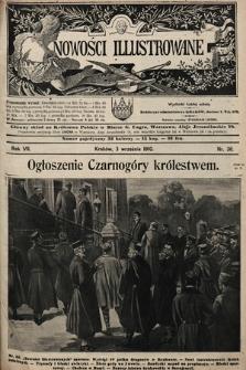Nowości Illustrowane. 1910, nr36 |PDF|