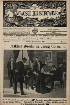 Nowości Illustrowane. 1910, nr42 |PDF|