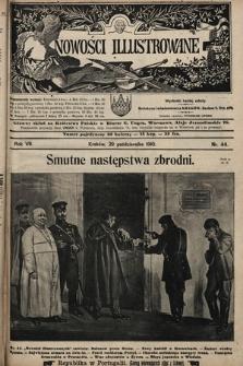 Nowości Illustrowane. 1910, nr44 |PDF|
