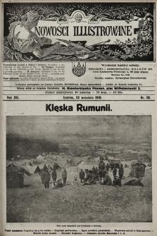 Nowości Illustrowane. 1916, nr39  PDF 