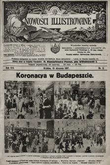 Nowości Illustrowane. 1917, nr2 |PDF|