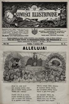 Nowości Illustrowane. 1917, nr14 |PDF|