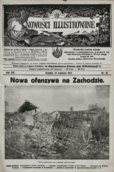 Nowości Illustrowane. 1917, nr16  PDF 