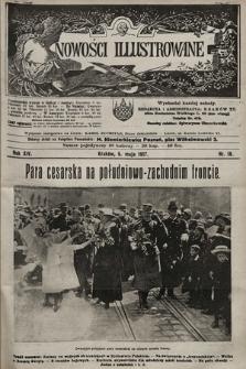Nowości Illustrowane. 1917, nr18 |PDF|