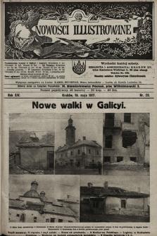 Nowości Illustrowane. 1917, nr20  PDF 
