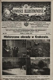 Nowości Illustrowane. 1917, nr23  PDF 