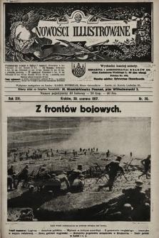 Nowości Illustrowane. 1917, nr26 |PDF|