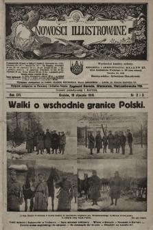 Nowości Illustrowane. 1919, nr2/3 |PDF|