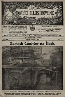 Nowości Illustrowane. 1919, nr5  PDF 